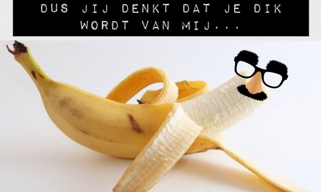 5 maffe bananen weetjes