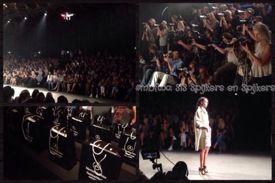 Amsterdam Fashion Week Spijkers en Spijkers