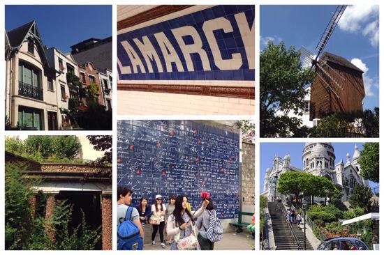 Parijs Montmartre