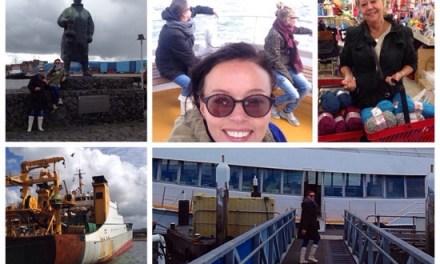 Geluksmoment 2/5: Havenrondvaart IJmuiden met Carla