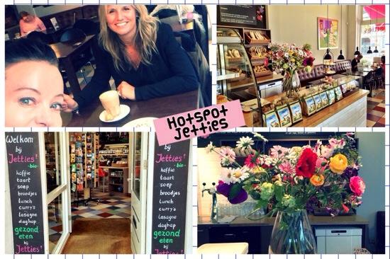Hotspot Haarlem: bio restaurant Jetties