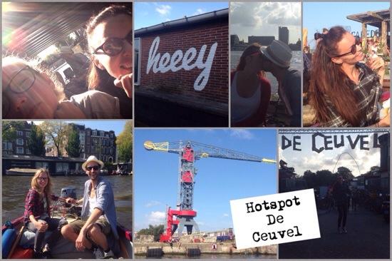 Hotspot Amsterdam: De Ceuvel