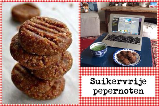 Recept: suikervrije pepernoten