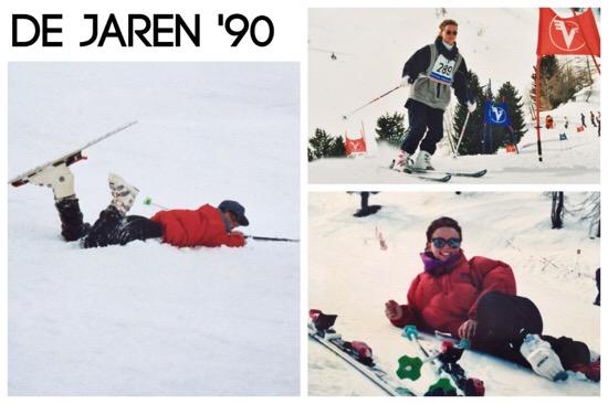 kan je skien verleren