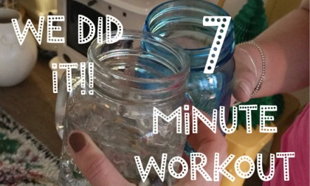 Snel fit met de 7 minute workout