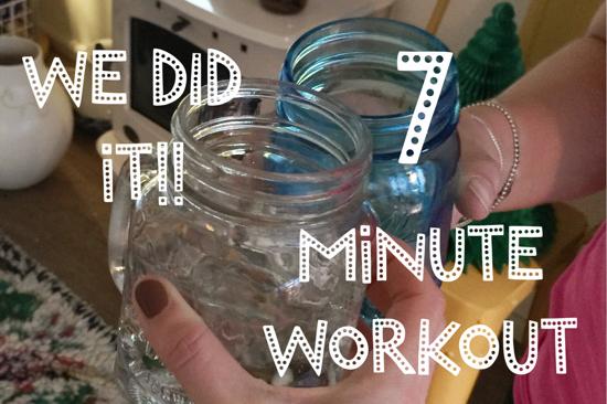 Snel fit met de 7 minute workout