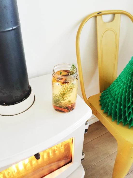 DIY geurwater