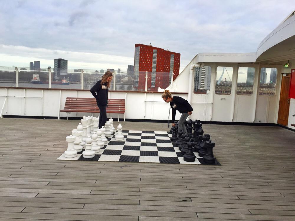 schaken ss rotterdam