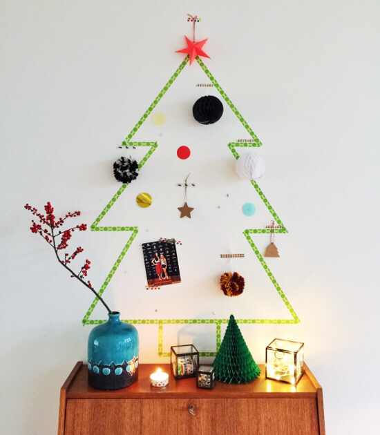 kerstboom DIY