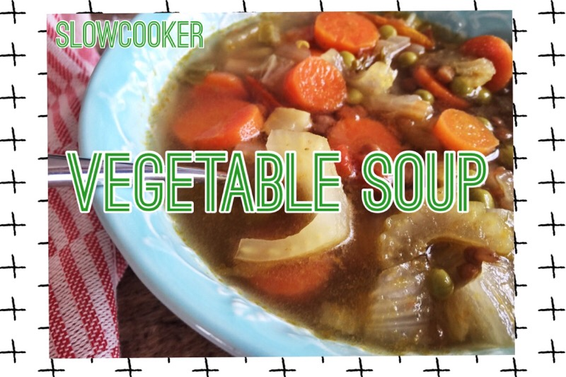 slowcooker detox soep