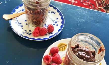 2x een heerlijk cake in a jar recept