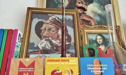 Een portret: Herman Koch