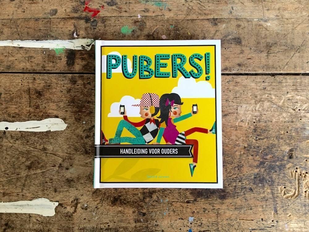 Pubers zelfhulpboek - Uitgeverij Snor - winacties