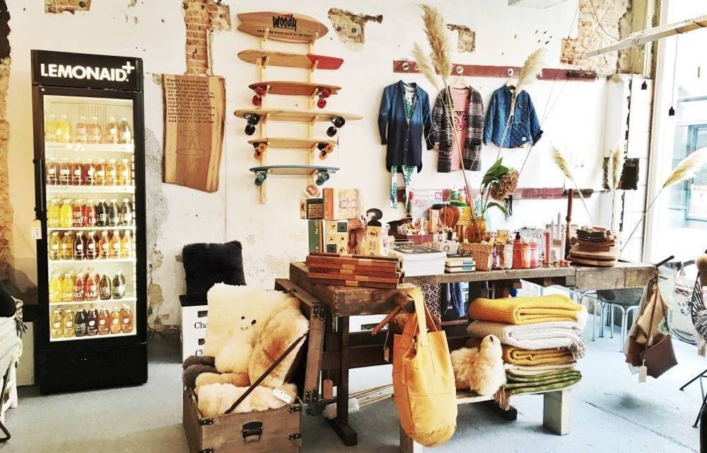 Fijne concept store in Haarlem: Mashed