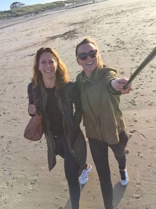 Laura & Bonnie