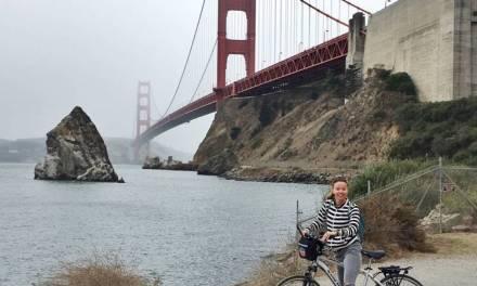 How to bike the Golden Gate bridge