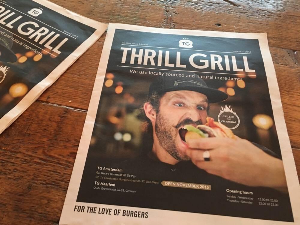 Thrill Grill - OHIMP