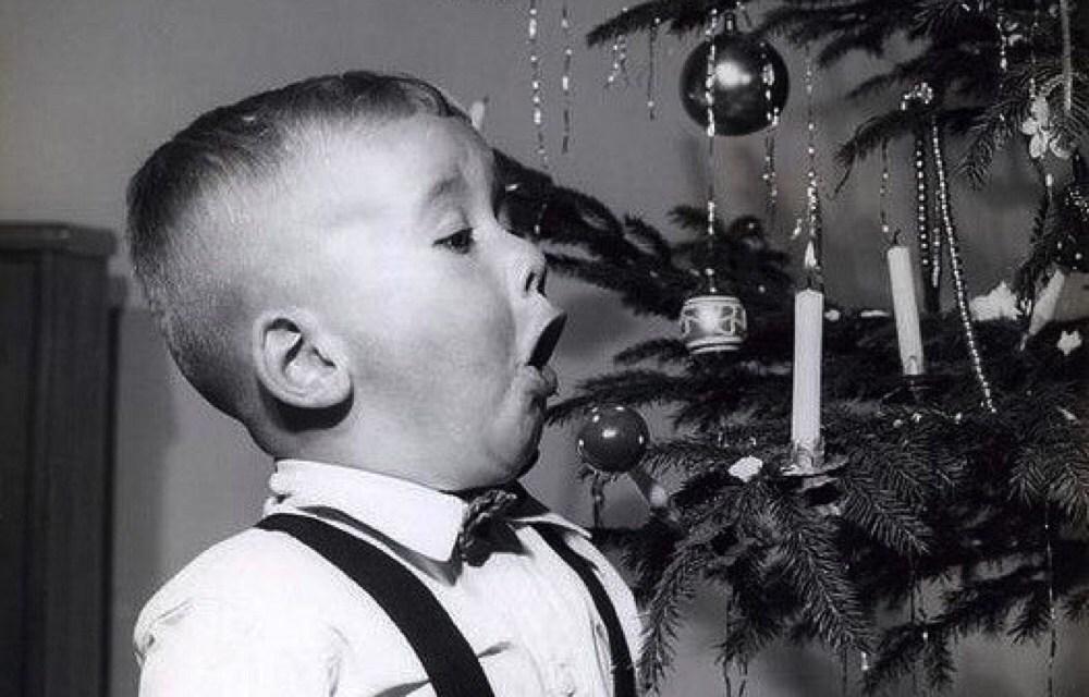 Retro kerstversiering | het ontstaan van de antieke ballen