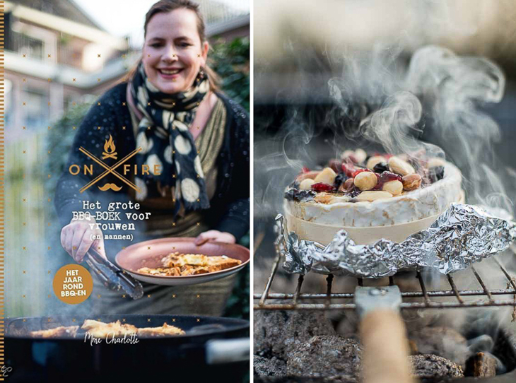On-Fire winterbarbecue boek - OHIMP