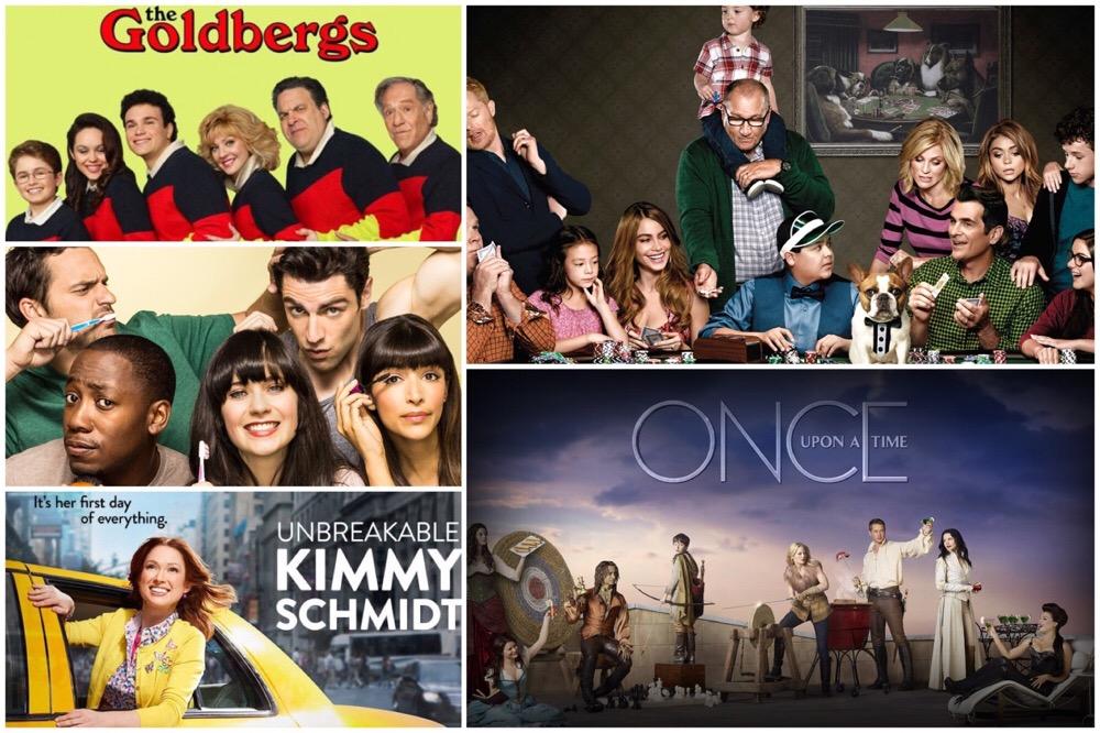 family friendly Netflix top 5