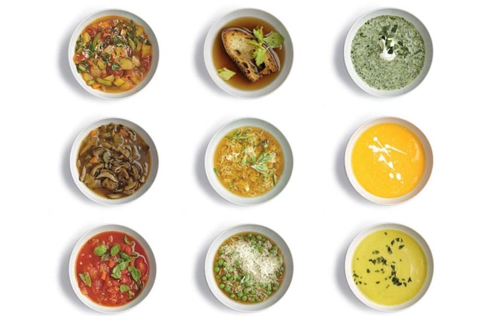 Gezocht: makkelijke soeprecepten