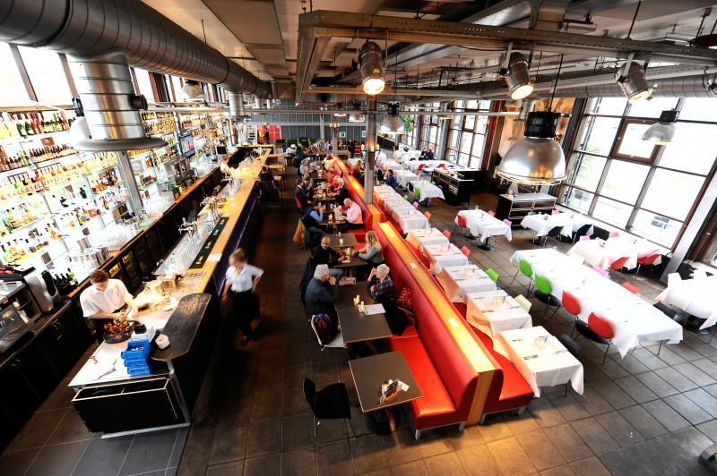 IJ kantine - Hotspots in Amsterdam-Noord