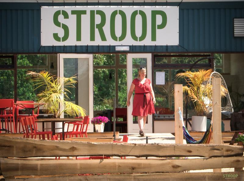 Stroop - Hotspots in Amsterdam Noord