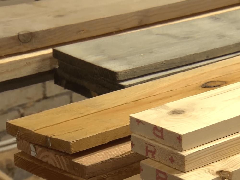 hout schutting bouwmarkt