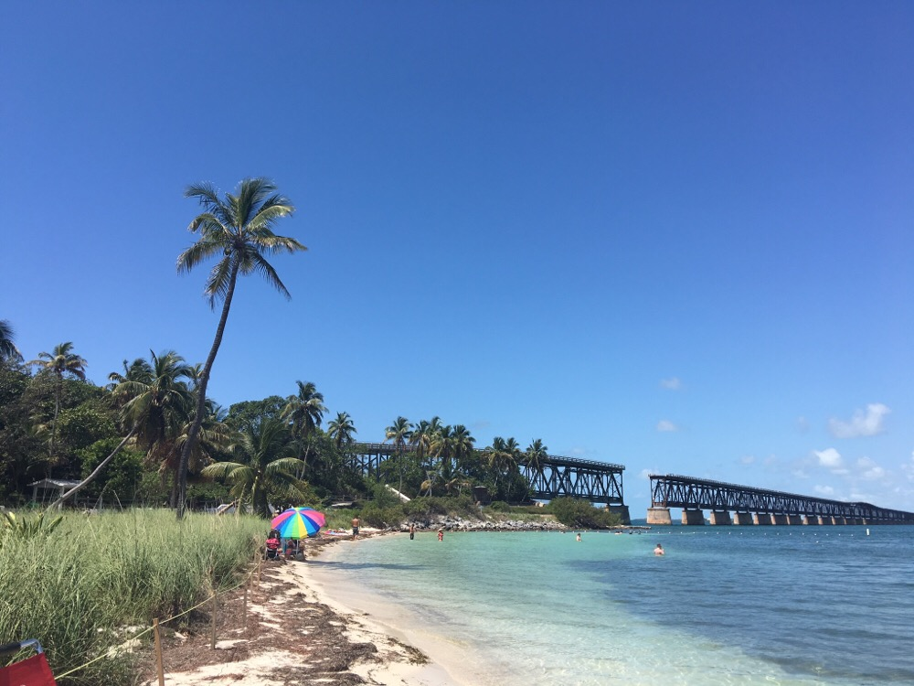 Old Bahia state Bridge