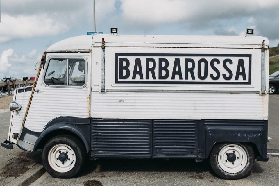 Barbarossa truck