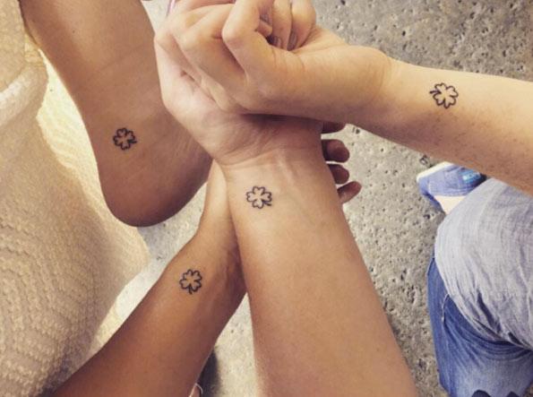 vriendschap tattoo inspiratie