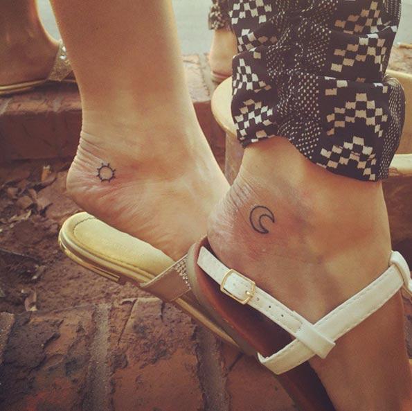 vriendschap tattoos