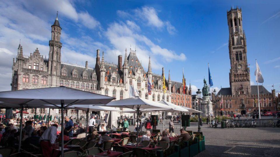 Brugge Grote Markt