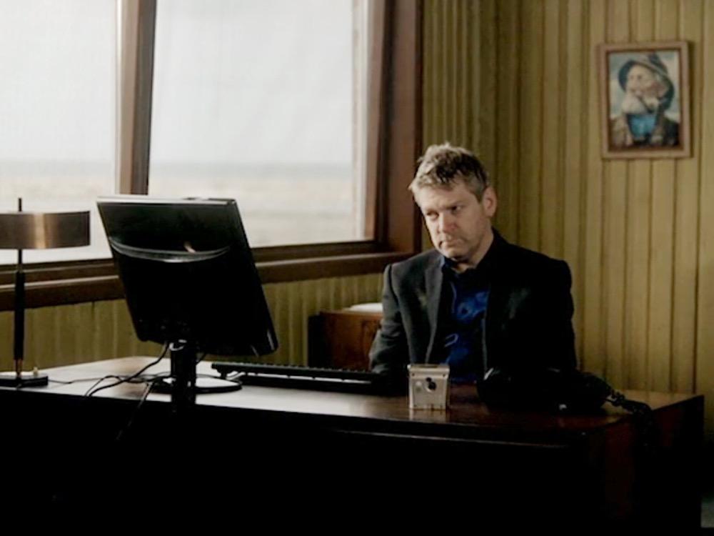 kantoor Kurt Wallander