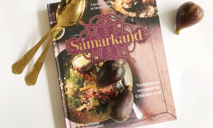 Review: kookboek Samarkand (National Geographic)