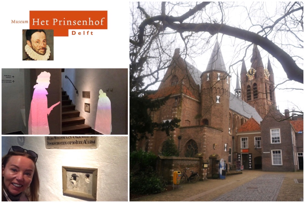 Delft: Prinsenhof