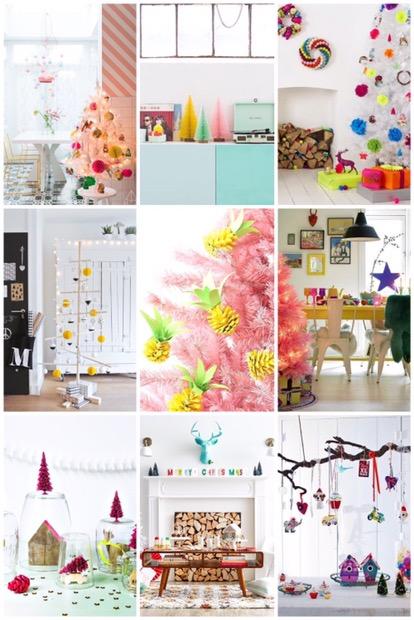 kersttrend: kleur