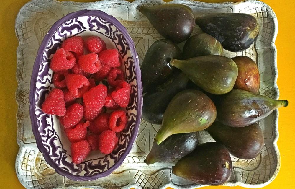 Zijn vijgen gezond? + recept vijgen crumble