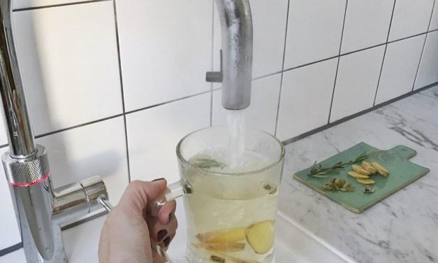Waarom ik zo blij ben met de Quooker kokendwaterkraan