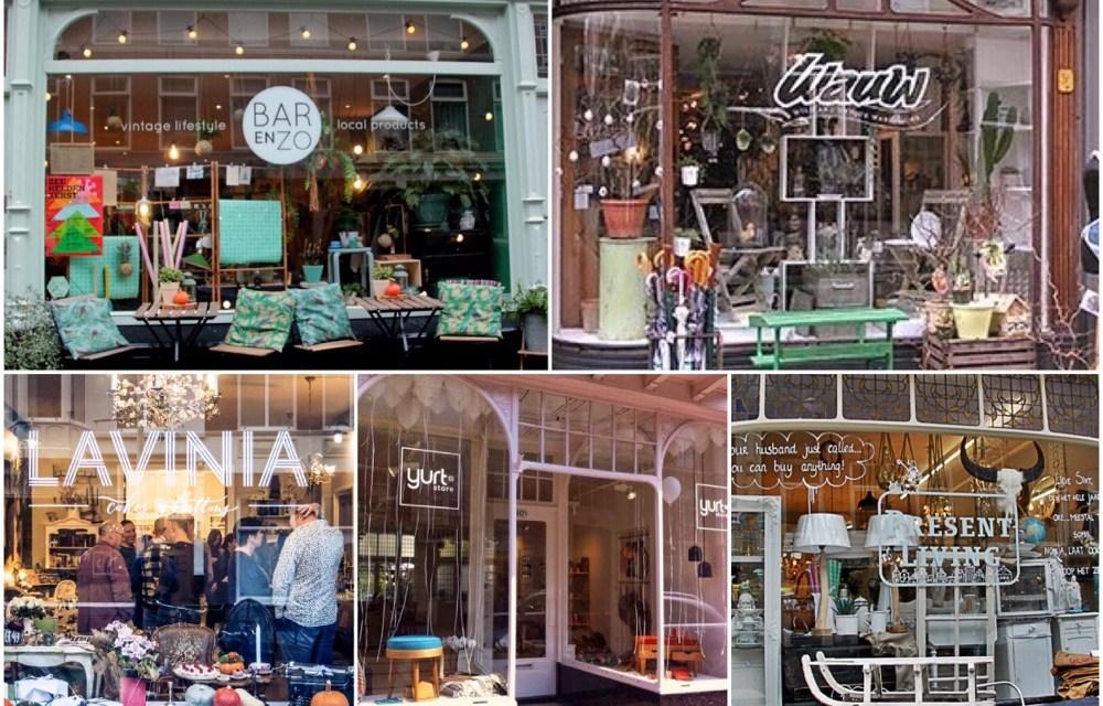 Zeeheldenkwartier Den Haag: 5 shopping hotspots