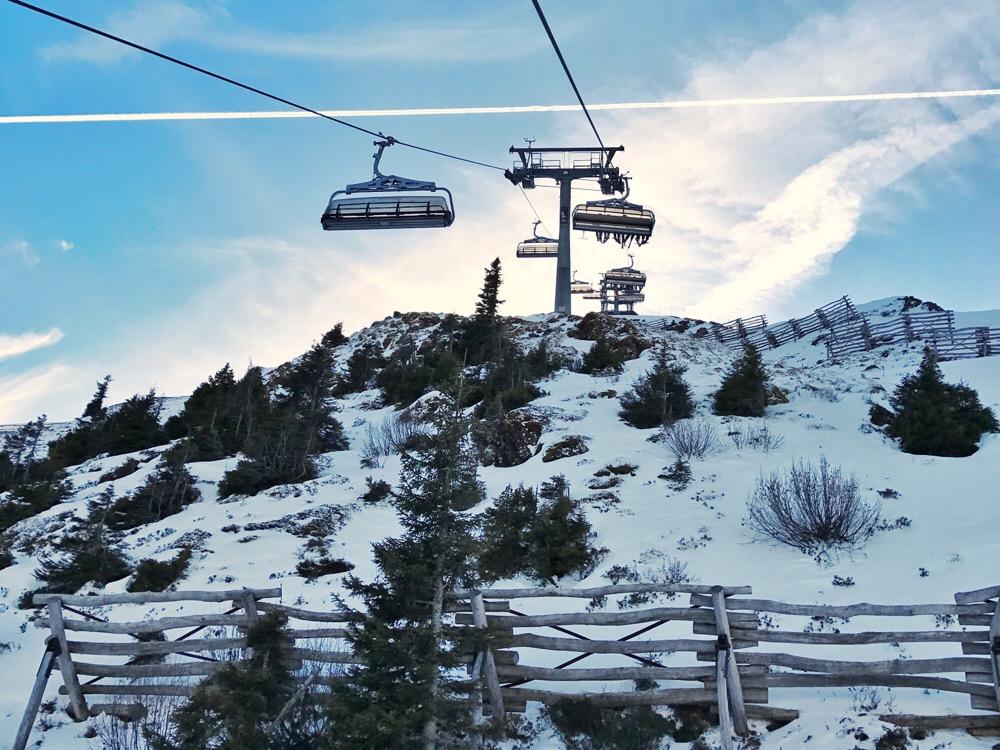 liften in Kirchberg