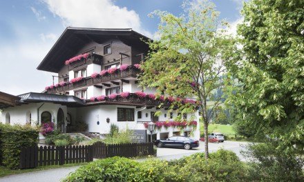 Hoteltip Kirchberg: die Sportalm ****