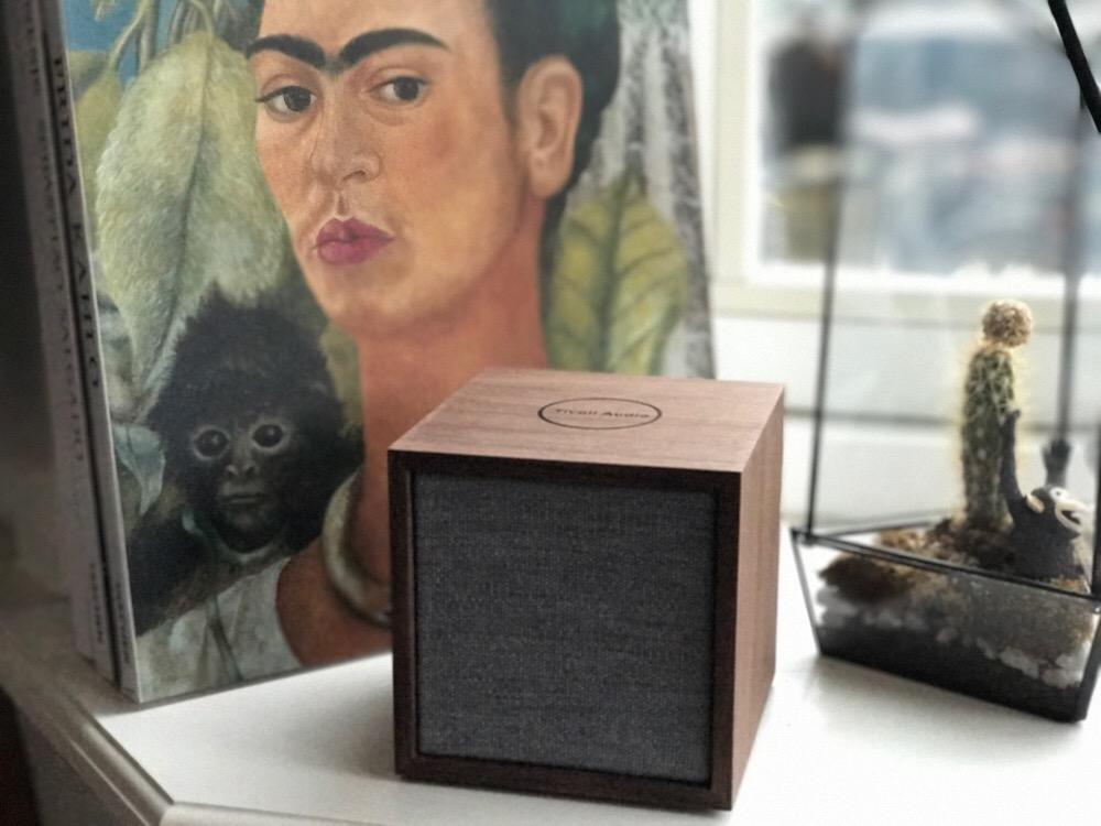 Tivoli Cube speaker
