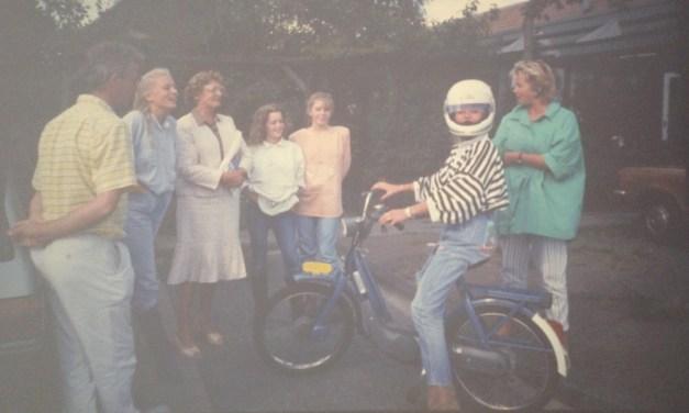 Vespa Ciao 1986