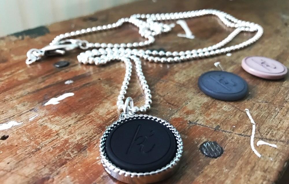 Winnen: 2x kaschka ketting met verwisselbare steen