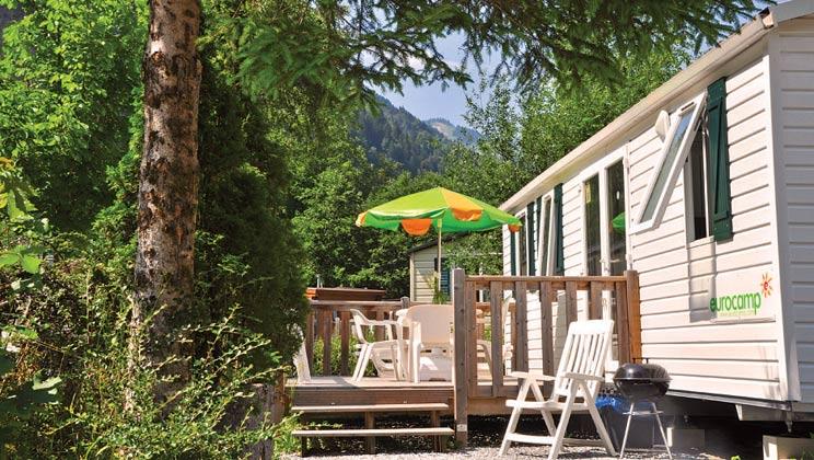 Eurocamp vakantiecheque
