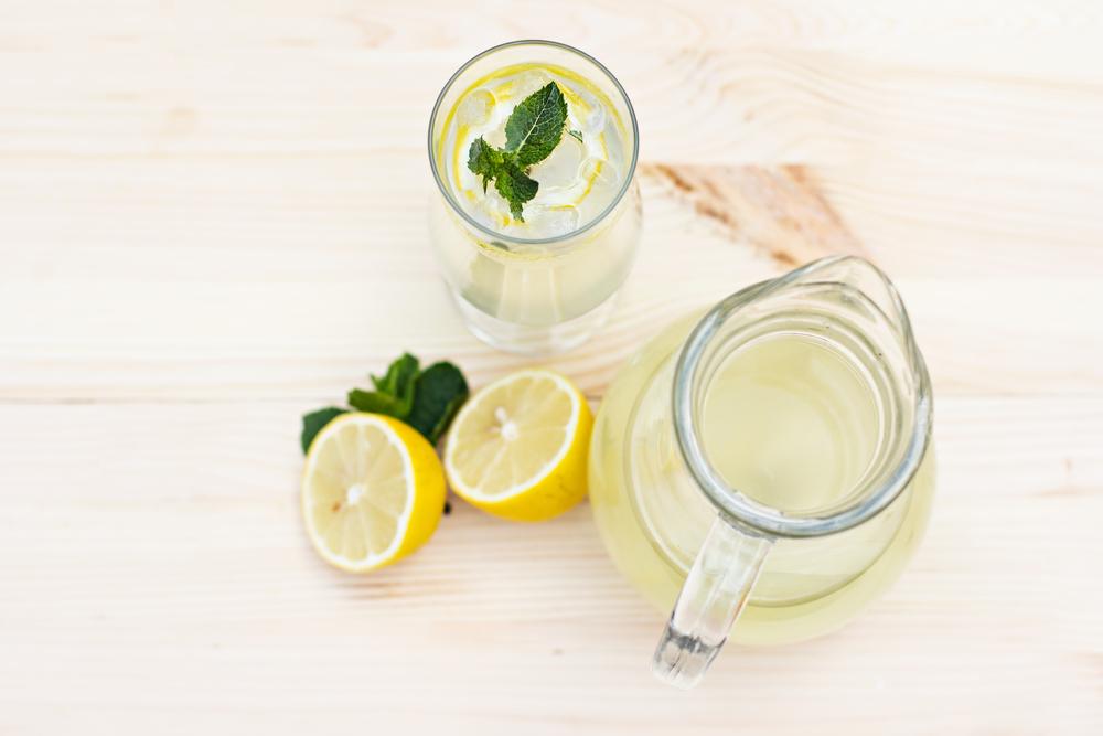 gember limonade
