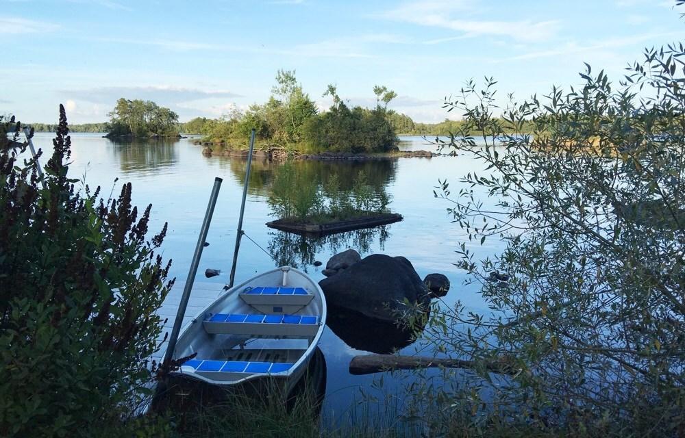 Ontdek de mooiste meren in Zweden in Småland