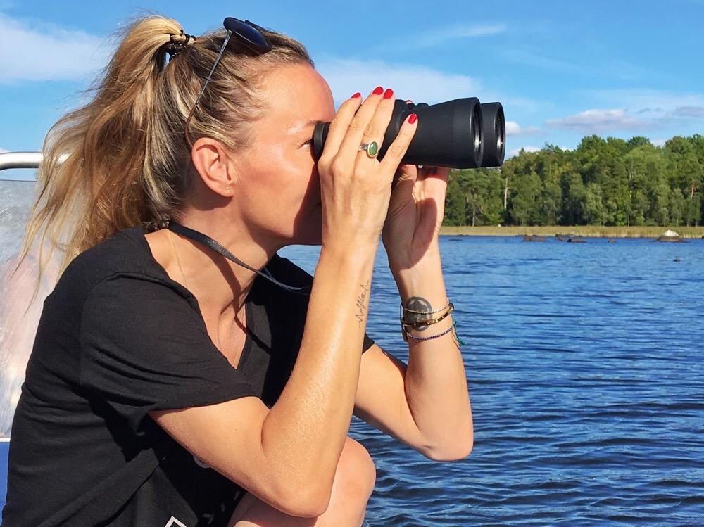 meren in Smaland in zweden