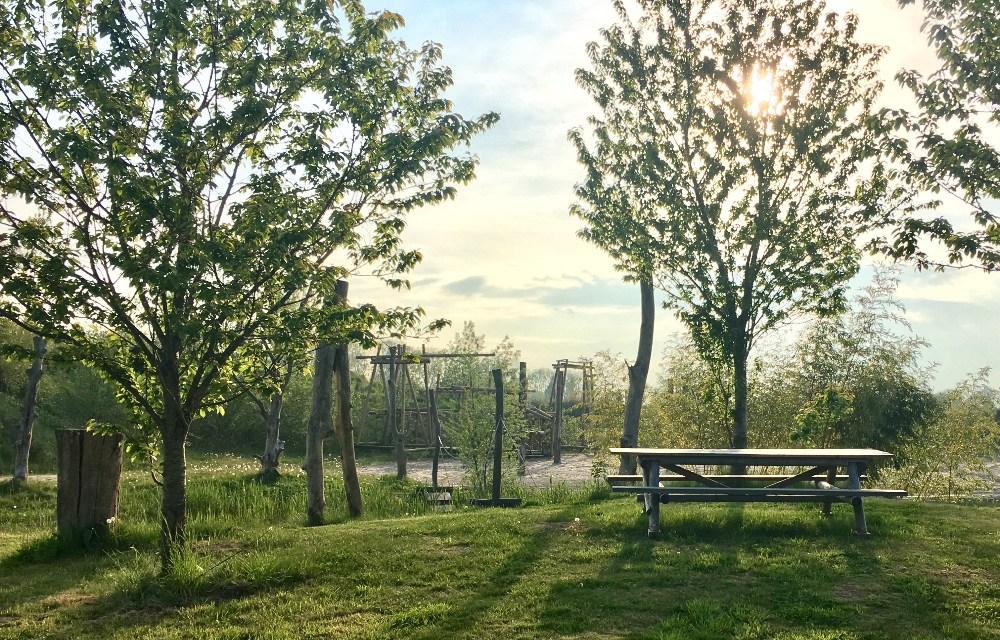 Camping De Wildste Tuin: een juweeltje in Flevoland